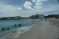 St Marteen Beach