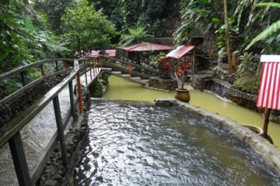 Hot Water Springs Dominica